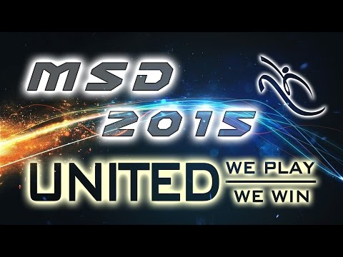 Malaysian Sports Day 2015 Welcoming Video