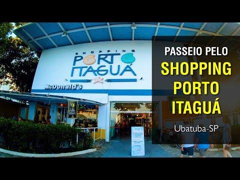 Conheça o Shopping Porto Itaguá em Ubatuba - passeio no feriado de páscoa de 2018