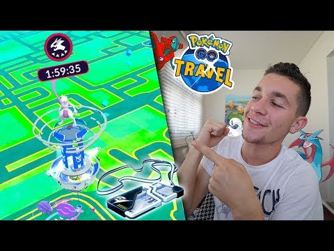 Download Youtube: GEN 3 ALMOST HERE / MEWTWO IS NOW GLOBAL / POKÉMON GO TRAVEL CHALLENGE HALFWAY THERE!