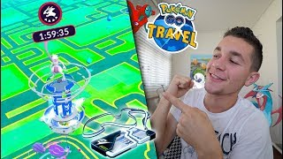 GEN 3 ALMOST HERE / MEWTWO IS NOW GLOBAL / POKÉMON GO TRAVEL CHALLENGE HALFWAY THERE!