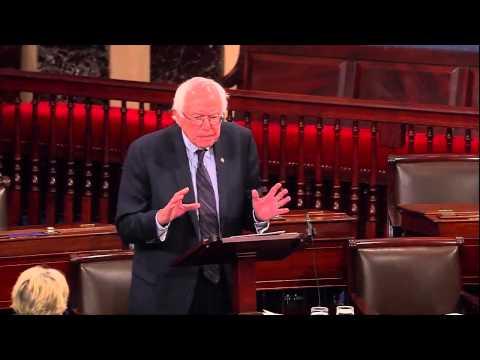 Sanders Slows Down Fast Track