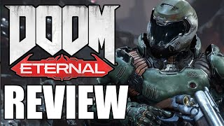 DOOM Eternal Review - The Final Verdict (Video Game Video Review)