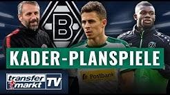 Kader-Planspiele Gladbach: Bringt Trainer Rose Spieler mit? Was wird aus Hazard? | TRANSFERMARKT