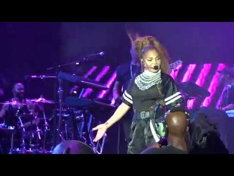 Janet Jackson PANORAMA: All For You LIVE