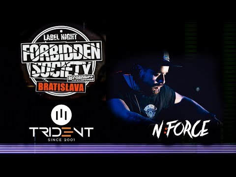 N:Force - Forbidden Society Night | Bratislava