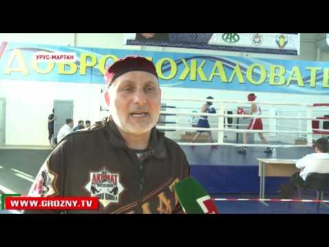 В Чечне стартовал турнир по боксу