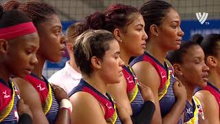 Women's VNL 2018: Dominican Republic v Japan Full Match (Week 5, Match 107)