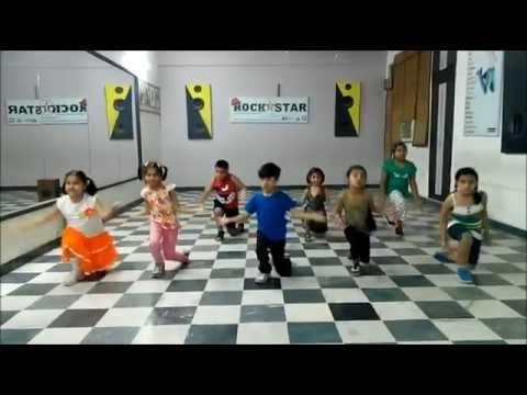 desi look leela dance choreography by rockstar academy chandigarh