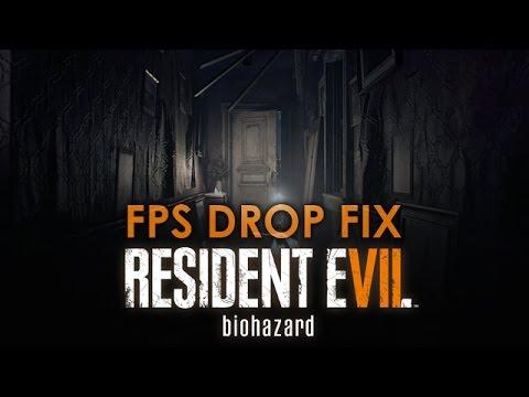 Resident Evil 7 / Biohazard 7 (FPS DROP FIX) Gameplay - GTX 660 / i5 2500k