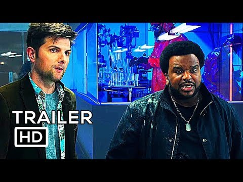 Thumbnail: GHOSTED Official Trailer (2017) Adam Scott Comedy Sci-Fi Series HD