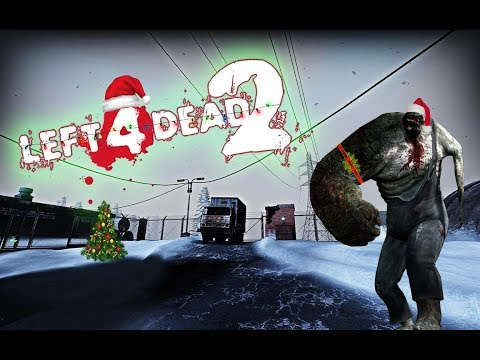 Left 4 Dead 2 | Christmas Edition | My Crazy Ex is a Charger