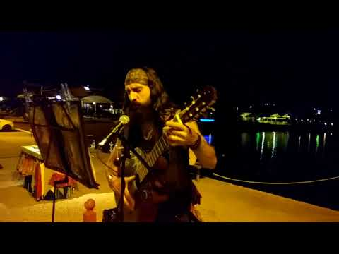 Wooden ships (Crosby,Stills & Nash cover) Finikounda, 2-9-2017