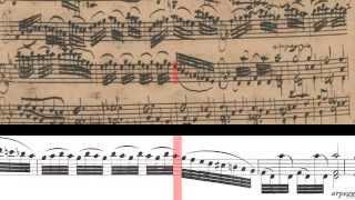 Video BWV 1004 - Partita No.2 for Solo Violin (Scrolling) download MP3, 3GP, MP4, WEBM, AVI, FLV Januari 2018