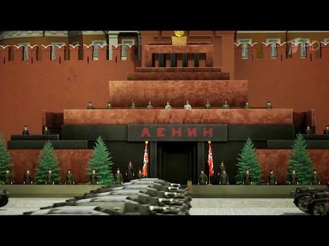 На Украине выпустили компьютерную игру, в которой Гитлер принимает парад на Красной площади.