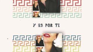 Bebe - Es por ti (Lyric Video Oficial)