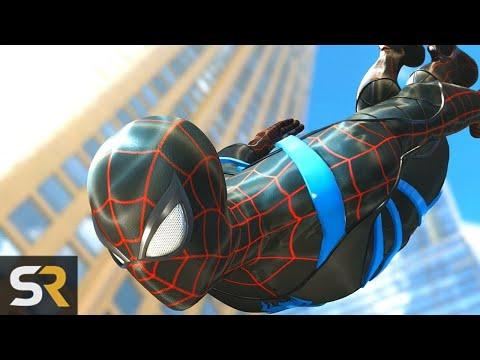 6 Classic Spider-Man