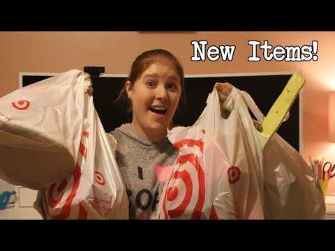 Exciting Finds At The Target Dollar Spot / Haul / Upcoming Projects