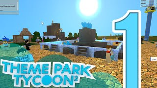 Mount T-Cup! - Theme Park Tycoon
