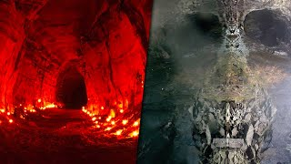 7 lugares que parecen creados por Satanás