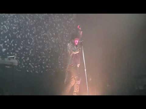 Adam Lambert  Whole Lotta Love  Madison Wisconsin  090409