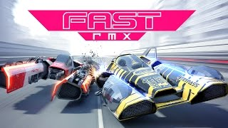 fast rmx part 1   championship mode subsonic league nintendo switch gameplay