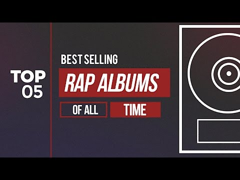 Top 5 Best-Selling Rap Albums Of All Time