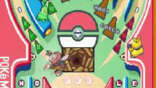 nbz s pokemon pinball ruby and sapphire lets play part 2