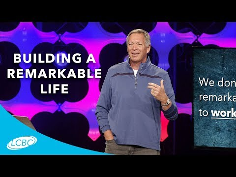 Building A Remarkable Life // Do The Work (02/25/18)