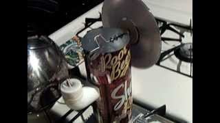 Soda Can Stirling Engine