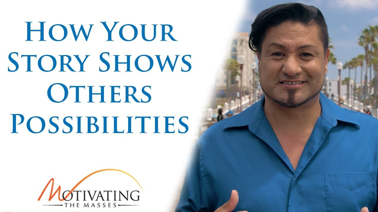 Matt Gil - How Your Story Shows Others Possibilities