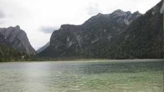 Toblacher See - Lago di Dobbiaco