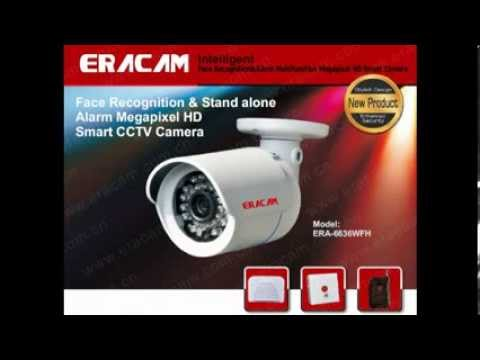 Intelligent Face Recognition & Alarm Multifunction Megapixel HD Smart Camera