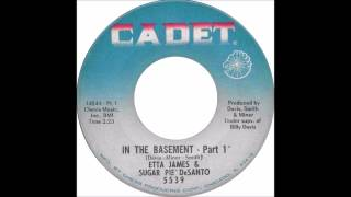 Etta James & Sugar Pie DeSanto - In The Basement