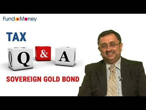 Tax Q&A, Sovereign Gold Bonds, November 13, 2017