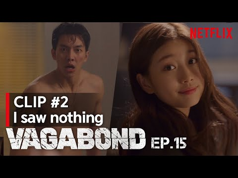 I saw nothing | VAGABOND - EP. 15 #2