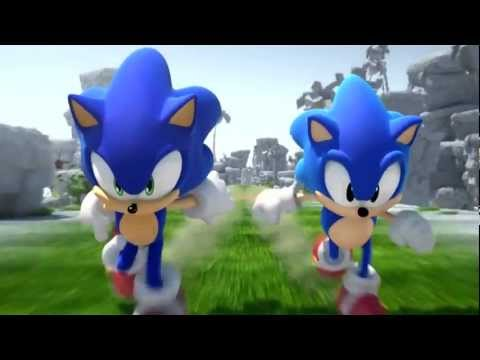 SONIC: Escape from the City ~Classic Remix~ (Music Video) [With Lyrics]