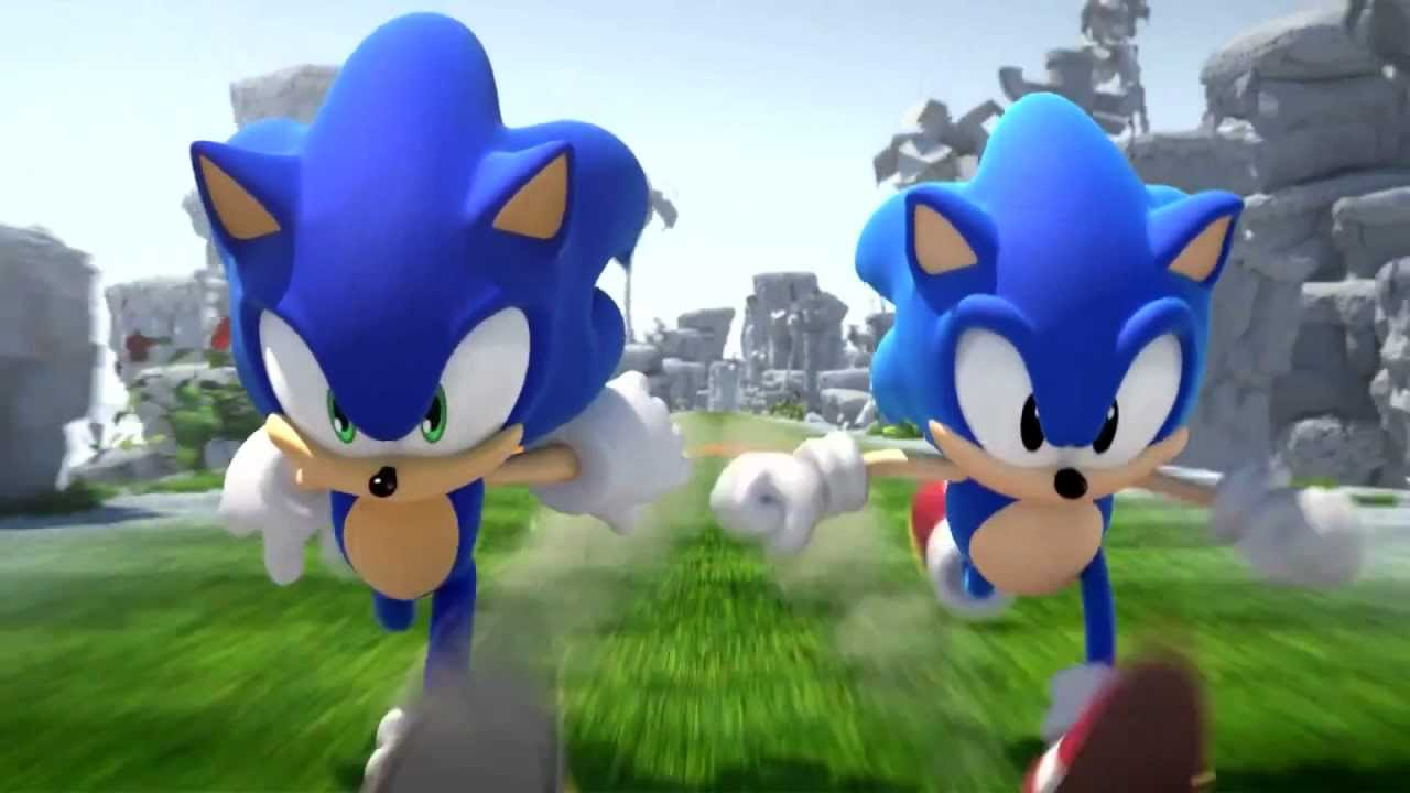 3d Palace Wallpaper Sonic Escape From The City Classic Remix Music Video