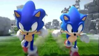 Repeat youtube video SONIC: Escape from the City ~Classic Remix~ (Music Video) [With Lyrics]