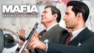 СТАРЫЕ МИССИИ В НОВОЙ ОБЁРТКЕ (СТРИМ) ► Mafia: Definitive Edition #3