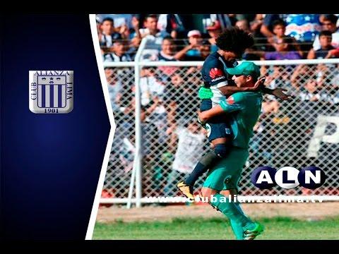 Goles│Defensor La Bocana 1-2 ALIANZA LIMA