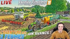 🔴 DES BOTTES A FAIRE SUR L'AVENTURE DES 3 FERMES ! Farming Simulator 19 !