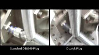Video Dualok: Vibration Testing vs. Standard D38999