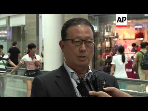 Asiana airline chief leaves SKorea for site of 777 plane crash