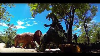 Parque temático Hacienda Nápoles, recorrido completo septiembre 2015