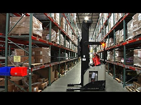 Power Up: Powered equipment at Amazon - YouTube