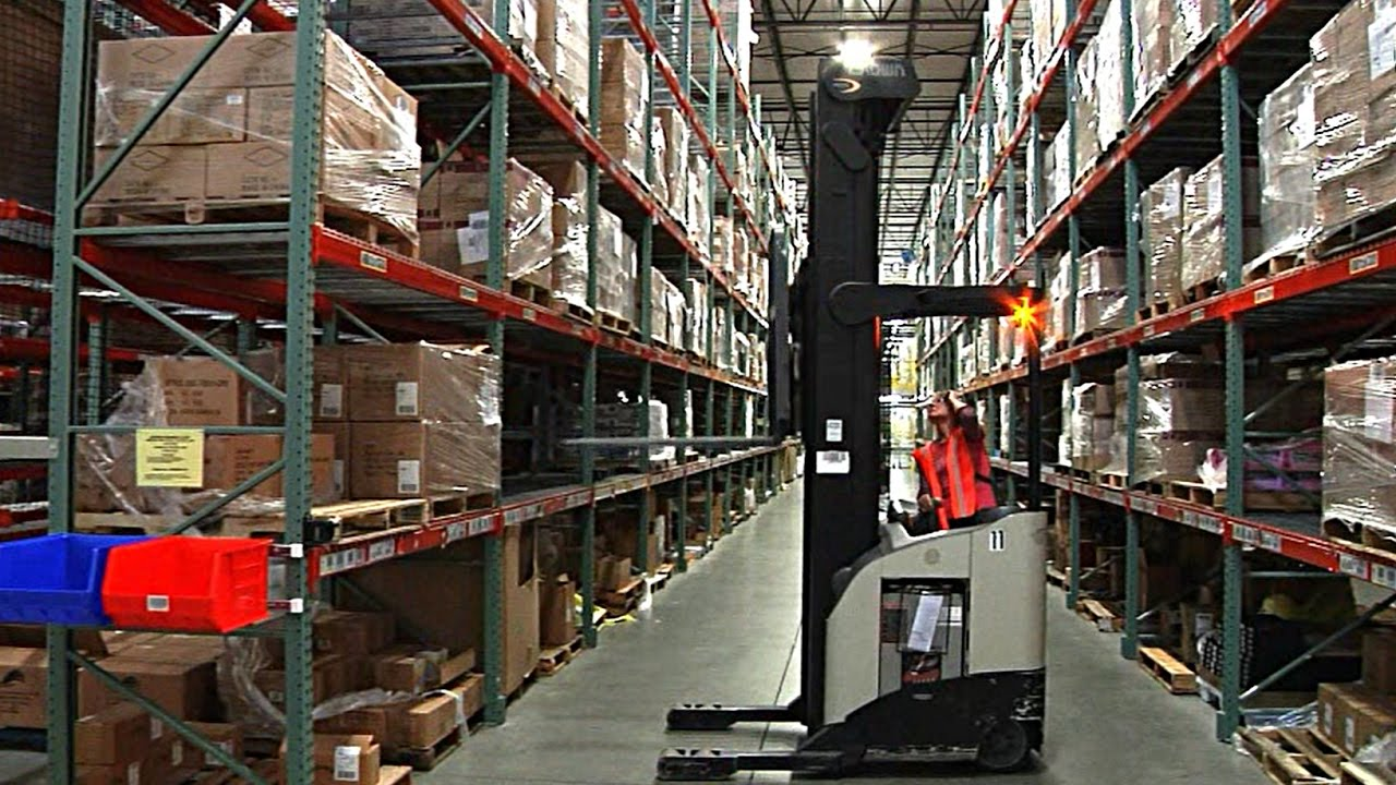Power Up: Powered equipment at Amazon