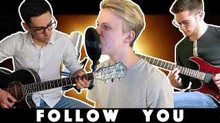 bring me the horizon follow you acoustic cover ft justin husmann chords
