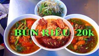 Tiệm Bún Riêu trong hẻm ngon và rẻ nhất Sài Gòn   Bún riêu Sài Gòn