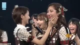 161001  SNH48 刘炅然 生日公演 [航兽]MC3 cut