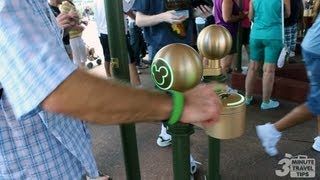 Doing Disney: MyMagic+ and MagicBand Technology